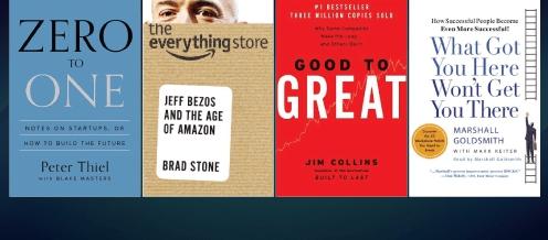الكتب الأربعة التي على كل قائد عمل قراءتها
