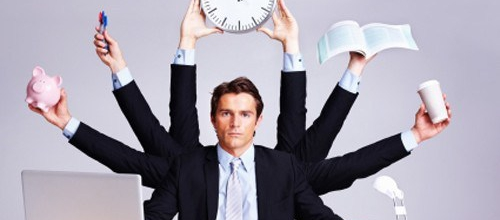 How to improve time management & make the most of every working day.
