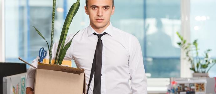 خسارة الوظيفة ليست النهاية بل فرصة لبداية جديدة